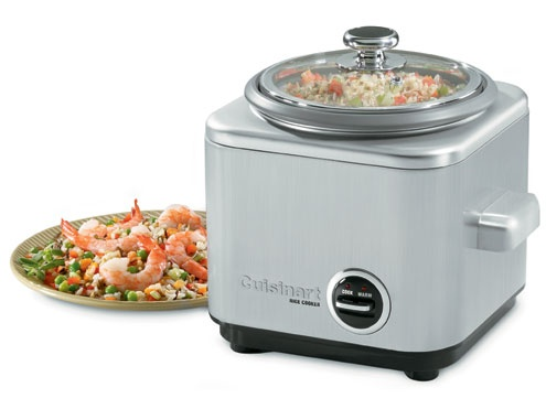 4-c. Rice Cooker by Cuisinart  #holidaycooking