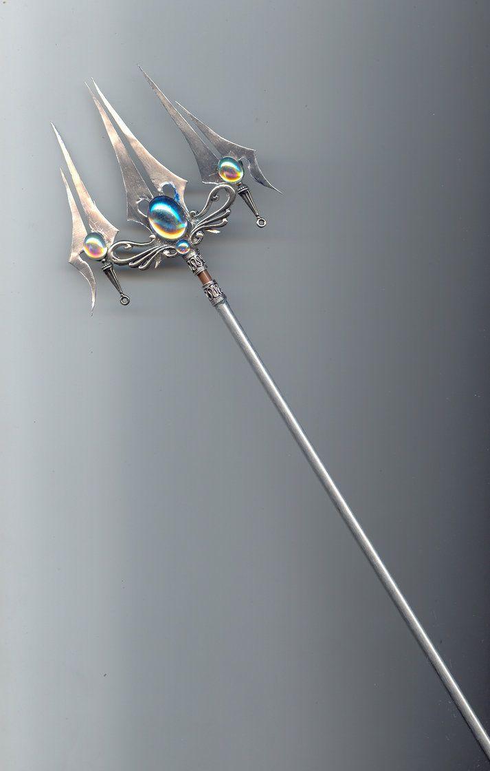 opal trident for kitt by Sunrise-oasis on DeviantArt