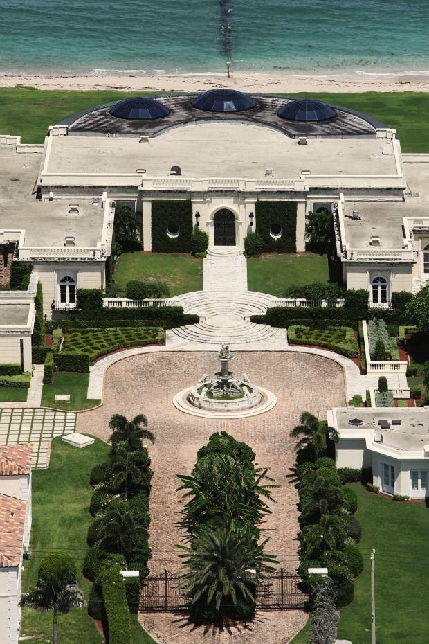 Trump's $95M Palm Beach house  Luxury Photography - KouraJewels