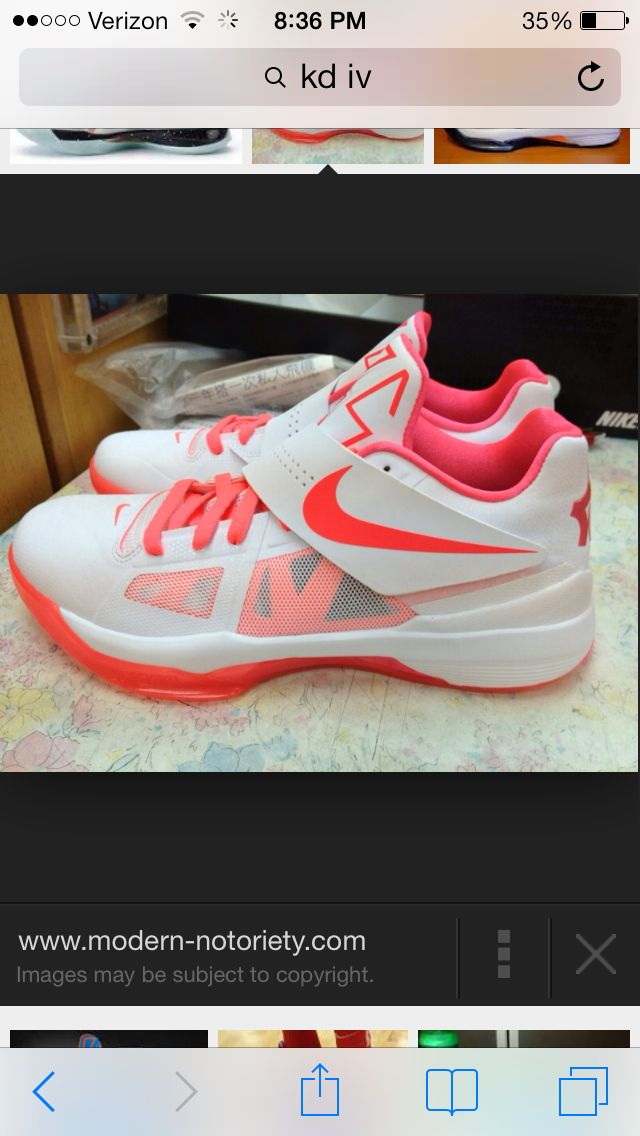 Cheap Quality Nike KD 6 Cheap sale Wanda Pratt