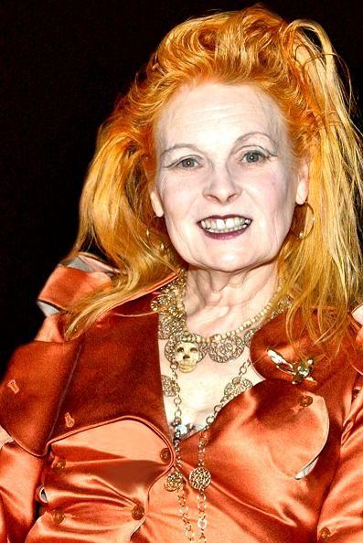 Vivienne Westwood by Mattia Passeri, 2008