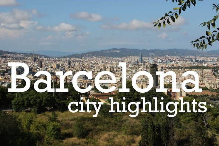 Barcelona City Tour Highlights on my @crystalcruises excursion