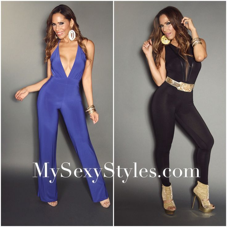 HOT & SEXY Jumpsuits NOW On Stock Clearance Blowout Sale! Only At MySexyStyles.com Free Shipping On Domestic Orders Above $75 Worldwide Shipping ✈️#mysexystyles #black #love #fashion #dresses #hair #makeup #datenight #ssg #swag #ootd #onlineshop #onlineboutique #onlineshopping #jlo #kim #latina #dominicana #nyc #miami #miamifashion #fashionista #fashionblogger #hotmiamistyles #hottie #beautiful #instafashion #photooftheday #ootdmagazine #curvy