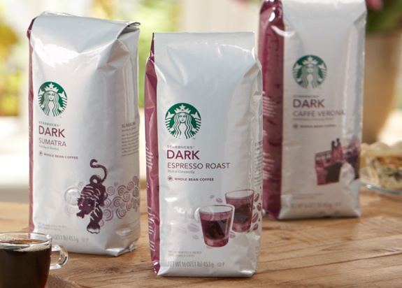 Starbucks® Dark Roast Coffees