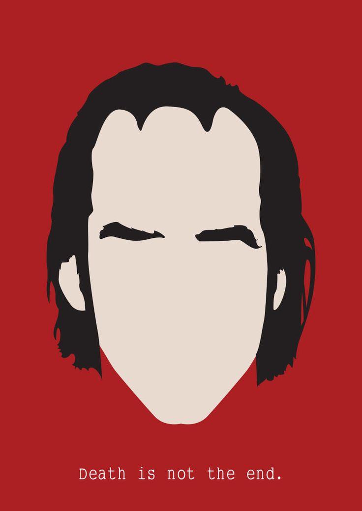 Nick Cave by Siwerski