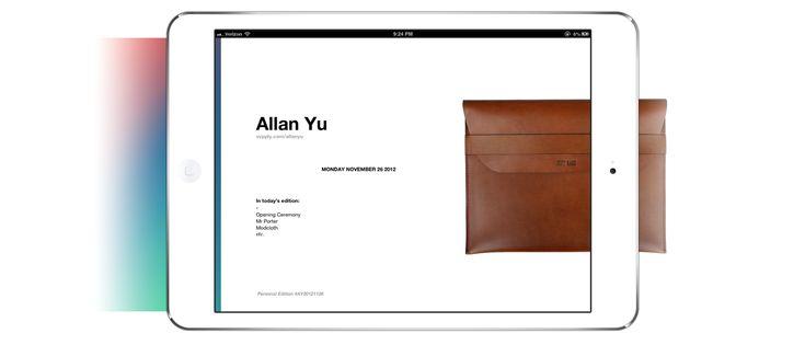 Allan Yu