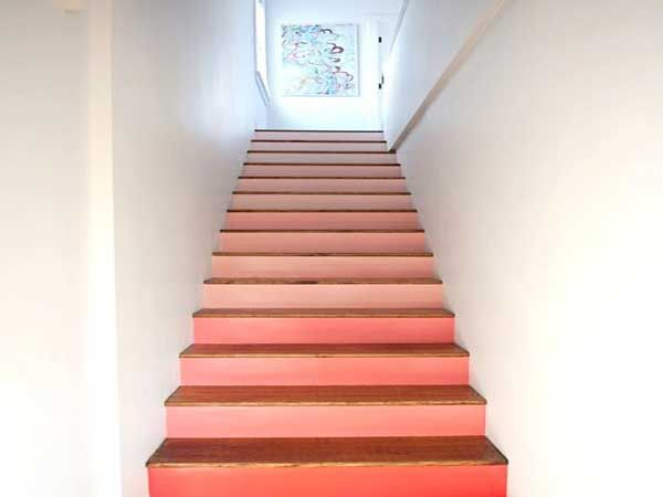 80 best Escaliers images on Pinterest Stairs, Stair makeover and - Lessiver Un Mur Avant De Peindre