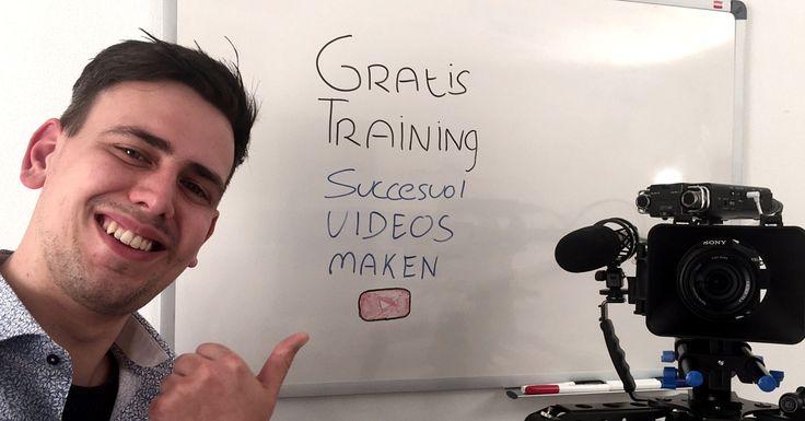 Als je online producten verkoopt in een webshop of trainingsprogramma, dan zijn goeie video's essentieel! Leer in deze gratis training hoe je dit zelf doet!