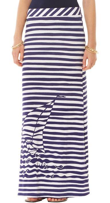 Lilly Pulitzer Marnie Maxi Skirt