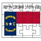 This is a North Carolina flag puzzle....