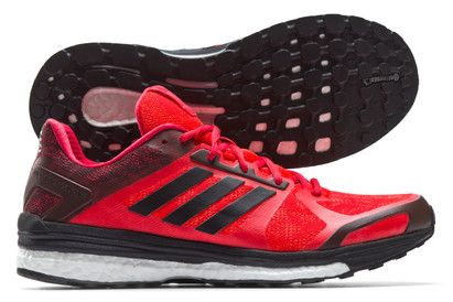 Adidas Supernova Sequence 9 Running Shoes Give a boost to your runs in all weathers thanks to the comfort and stability of these adidas Supernova Sequence 9 Running Shoes in Ray and Solar Red, and Core Black.These adidas trainers of high qual http://www.MightGet.com/february-2017-2/adidas-supernova-sequence-9-running-shoes.asp