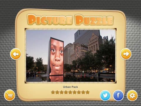 Picture Puzzle by Orbital Nine