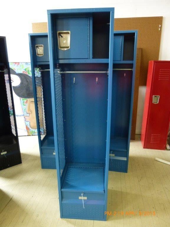 **** OVERSTOCK  SPECIAL ***   Athletic Locker, Security Box & Foot Locker