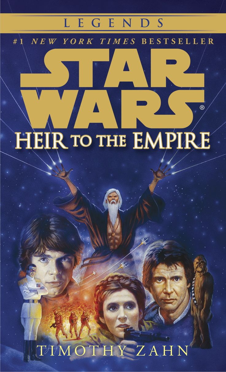 I will never buy another Star Wars Novel. I'm done. I'm OUT! I won't let my heart be broken again. Never Again.  The Legendary Star Wars Expanded Universe Turns a New Page | StarWars.com