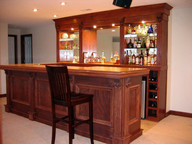 74 best Easy Home Bar Plans images on Pinterest | Home bars, Bar ...