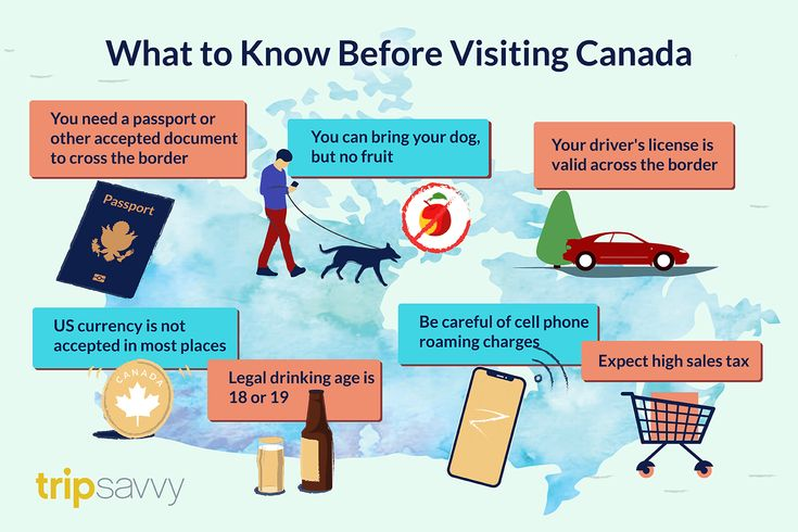 9 Things Every American Should Know Before Visiting Canada