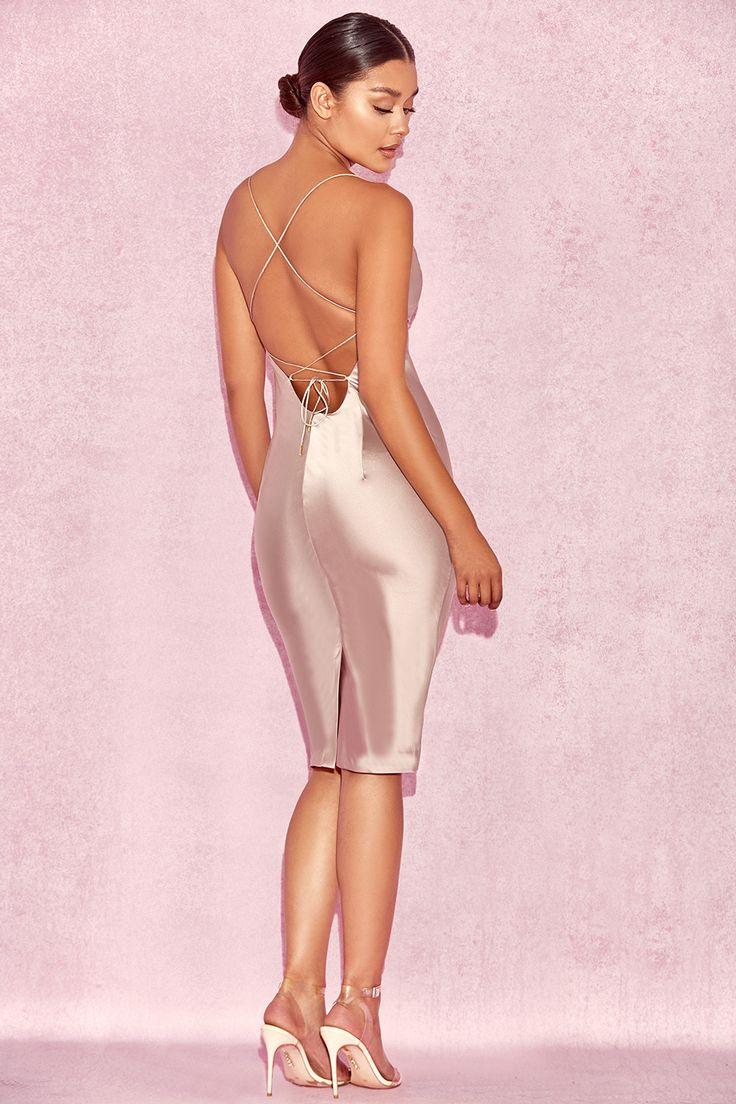 Hermosa Khloe Kardashian Diseñador De Vestidos De Dama De Honor ...