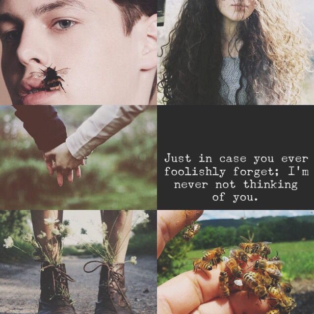 Hugh and Fiona Miss Peregrines Aesthetic