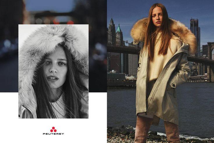 Peuterey Campagna Autunno Inverno 2017-2018  - ELLE.it