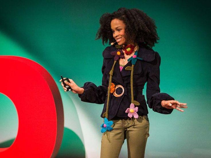 Maya Penn: Meet a young entrepreneur, cartoonist, designer, activist … via TED
