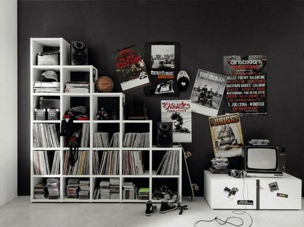 20 punk rock bedroom ideas home design and interior - Indie Bedroom Ideas