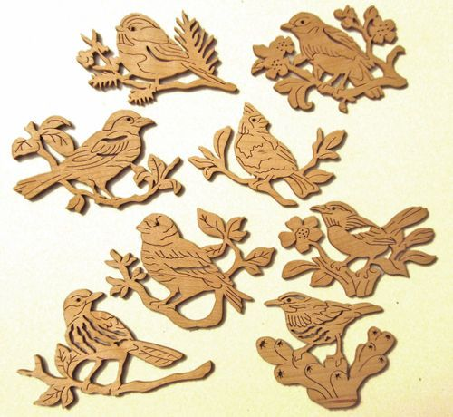 Free wood carving patterns birds woodworking projects