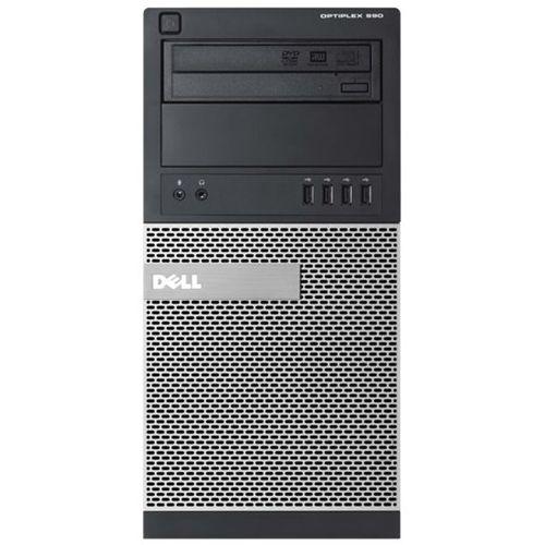 Dell - Refurbished Desktop - Intel Core i5 - 8GB Memory - 2TB Hard Drive - Black