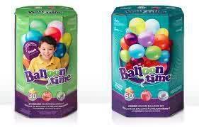 Tanque de helio desechable para 50 infladas, $56 Ideal para decoración de fiestas.