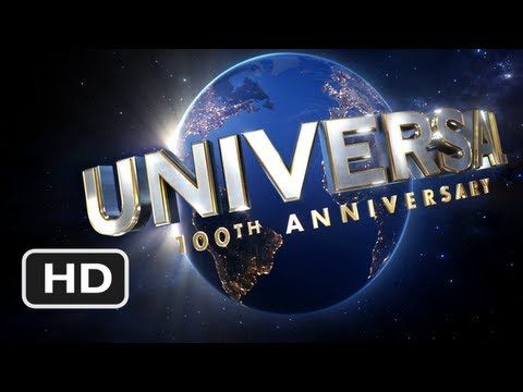 Universal Pictures new animated logo