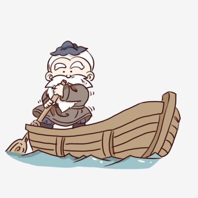 ตกปลาพายเร อม อวาดการ ต นชายชรา ภาพต ดปะเร อ ค ณป ชาวประมงอาช พภาพ Png และ Psd สำหร บดาวน โหลดฟร ตกปลา เร อ การ ดว นเก ด