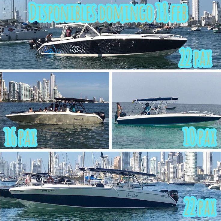 RESERVA YA: 57 3145965780 #Cartagena #Baru #Cholon #Apartamentos #Lanchas #Alquiler #Bocagrande #YatchCharter #Boat #Yachts #Yates #Apartment #Party #RentABoat  #Islas #Luxury #Colombia #Medellin #Bogota #Barranquilla #Tour #CartagenaDeIndias #TravelToColombia #Vacations #Vacaciones #BachelorParty #IslasDelRosario