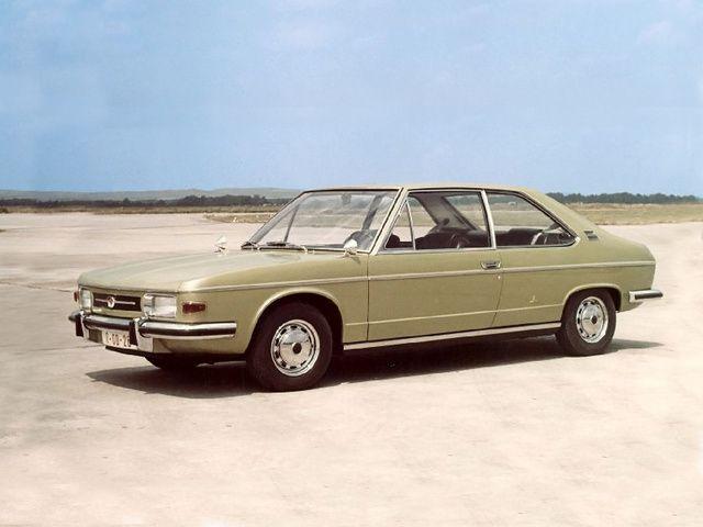 Tatra T613 coupe prototype 1969