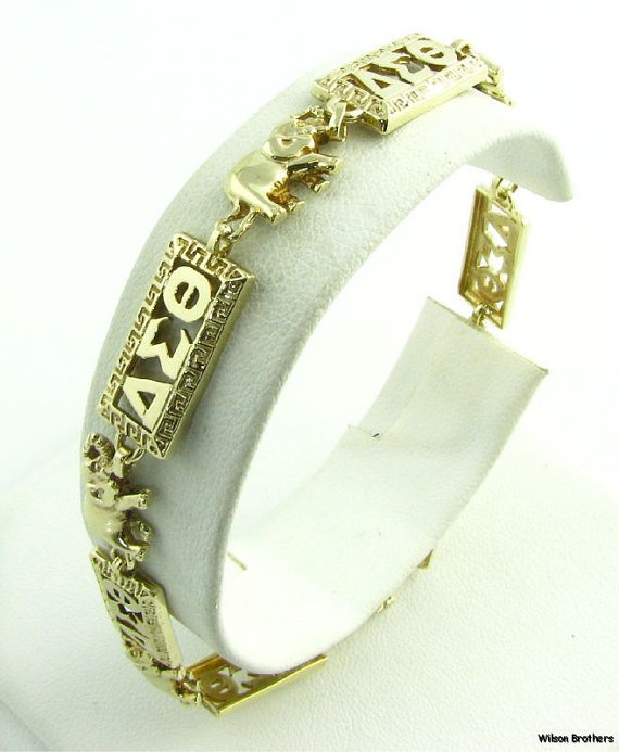 1000 images about delta sigma theta on pinterest for Delta sigma theta jewelry