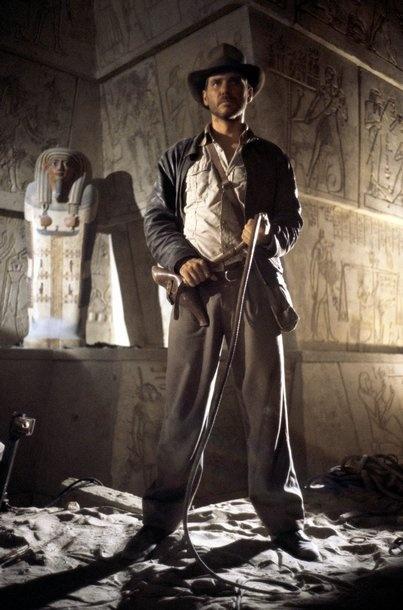 Harisson Ford «Indiana Jones».