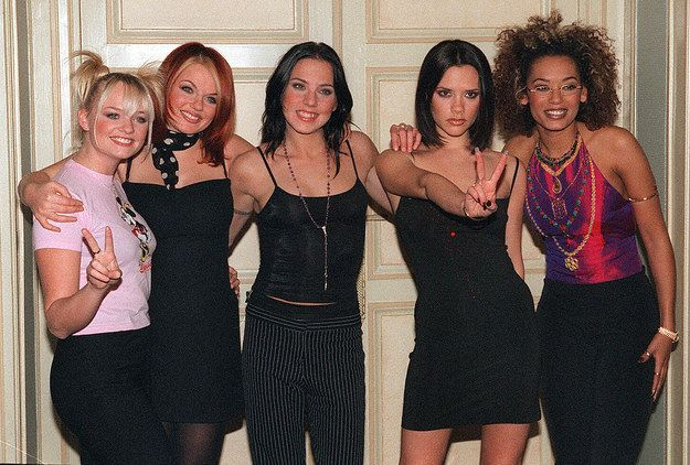 There Was A Mini Spice Girls Reunion And The Nostalgia Is Just Too Much