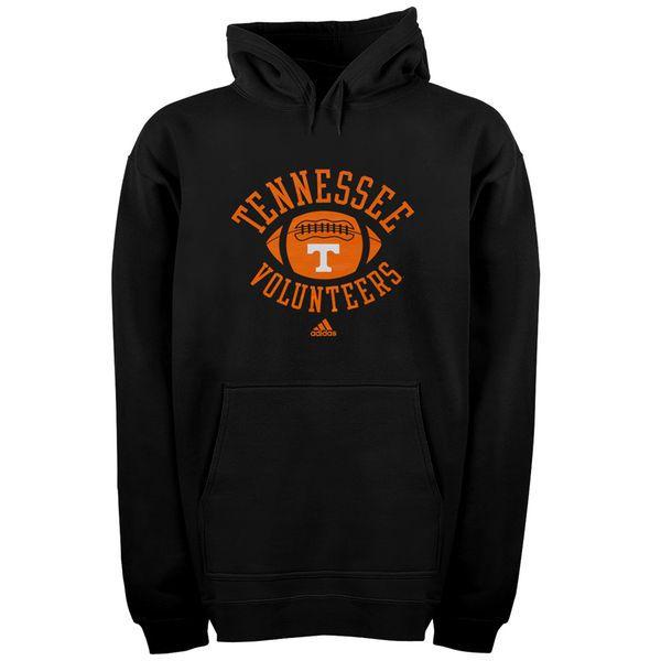 adidas Tennessee Volunteers Football Practice Hoodie - Black - $24.99