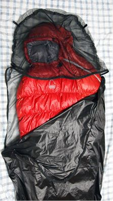 Borah Gear - Side zipper ultralight bivy.  Another great product for ultra-light backpacking made in the USA.