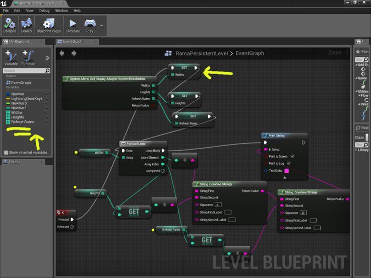 81 best UE4 Blueprint images on Pinterest Unreal engine, Game dev - copy blueprint of a book