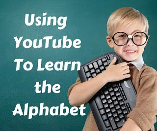 Ms. Moran's Kindergarten: 10 YouTube Alphabet Videos and Learning at Home