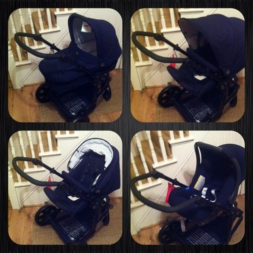 Travel System - Britax B Smart