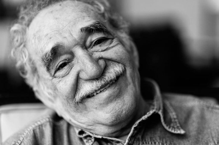 "Gabriel Garcia Marquez, author of ""One Hundred Years of Solitude"""