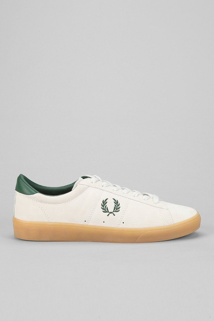 Fred Perry Spencer Suede Sneaker