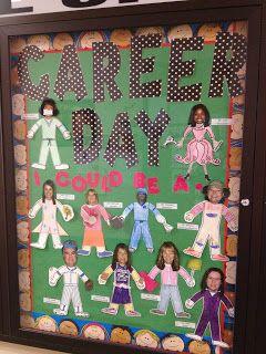 KC School Counselor Chic: Career Day Fun! American Education Week