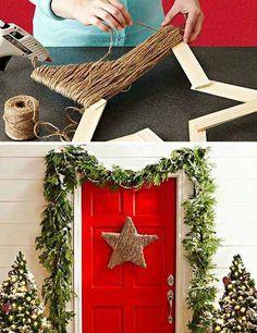 45 Budget-Friendly Last Minute DIY Christmas Decorations