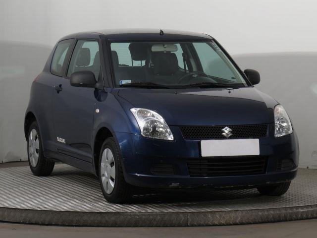 Suzuki Swift  (2007, 1.3)