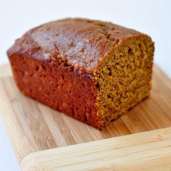 Butternut Squash Quick Bread | by Donalyn Ketchum of dlynz.com