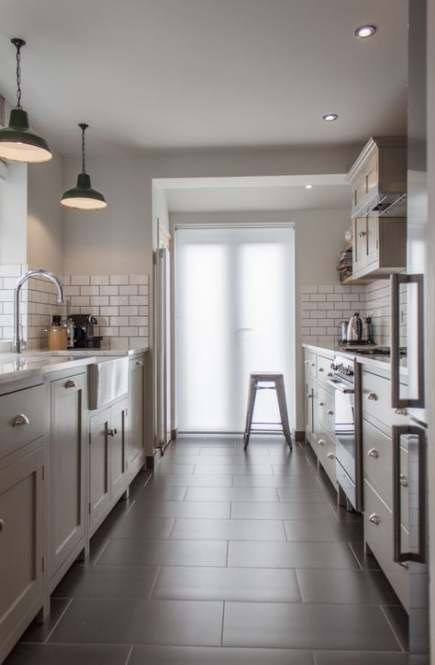 56 ideas narrow galley kitchen remodel small spaces for