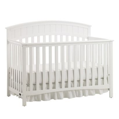 How To Convert Graco Charleston Crib To Full Bed