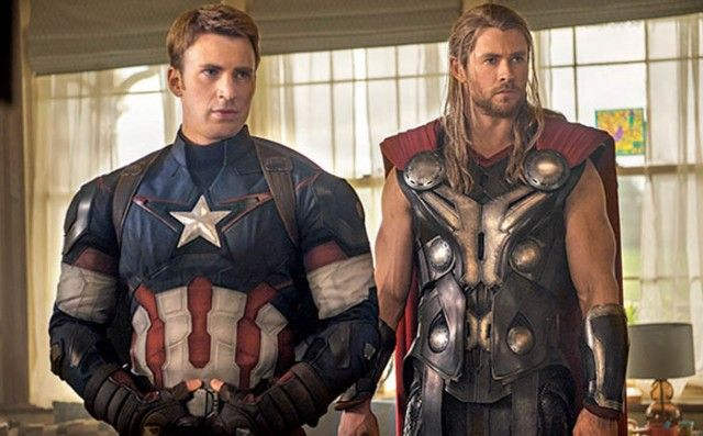 Which Marvel Actress Just Confirmed She'll Be In AVENGERS: AGE OF ULTRON? (Spoliers! But you know you want to peak.)