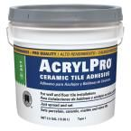 Custom Building Products AcrylPro 3-1/2 Gal. Ceramic Tile Adhesive ARL40003 at The Home Depot - Mobile
